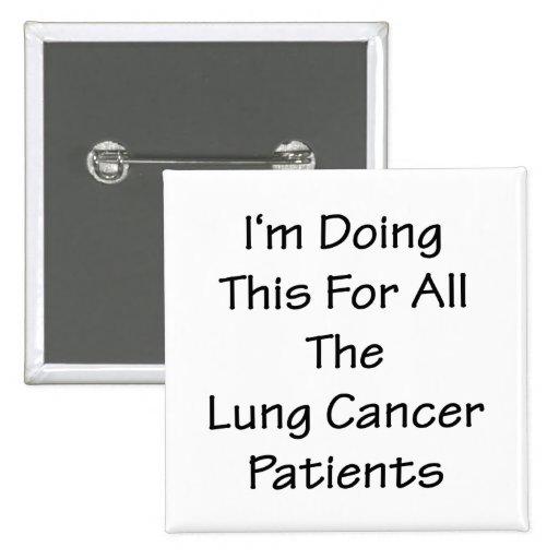 Estoy haciendo esto para todos los enfermos de cán pin