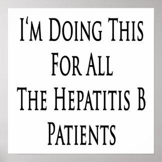 Estoy haciendo esto para todos los pacientes de la impresiones