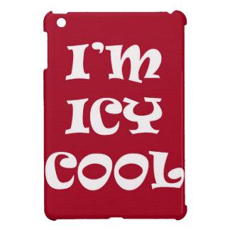 Estoy helado me refresco