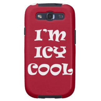 Estoy helado me refresco galaxy s3 carcasas