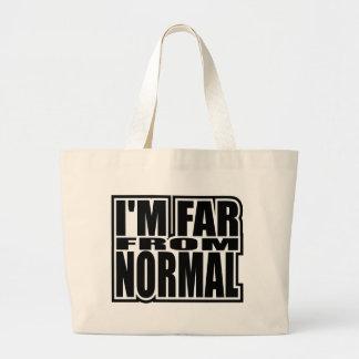 Estoy lejos de normal bolsa