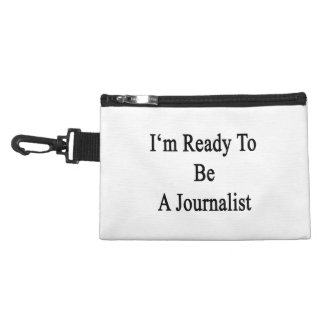 Estoy listo para ser periodista