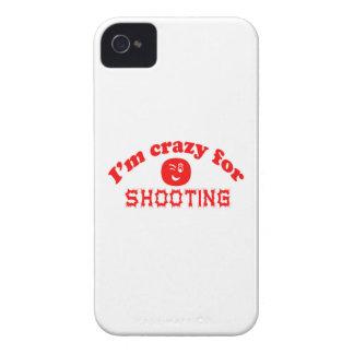 Estoy loco para tirar iPhone 4 cárcasa