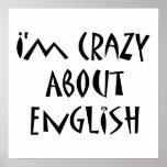 Estoy loco por inglés impresiones