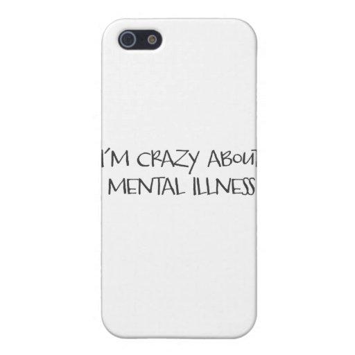 Estoy loco por la salud mental ver#2 iPhone 5 coberturas