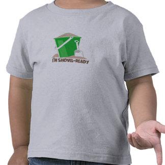 ¡Estoy pala-listo Camisetas