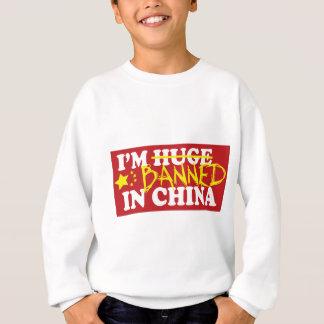 Estoy prohibido en China Sudadera
