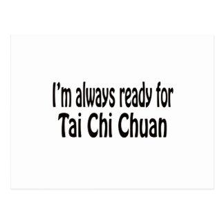 Estoy siempre listo para la ji Chuan. del Tai Postal