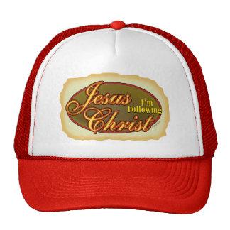 Estoy siguiendo a Jesús Gorras De Camionero