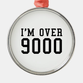 Estoy sobre 9000 adorno de reyes