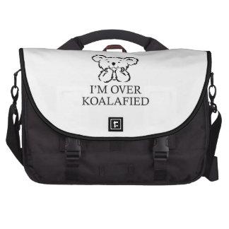 Estoy sobre Koalafied Bolsas Para Ordenador