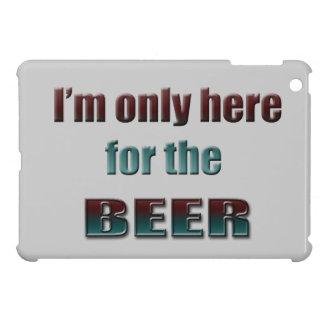 Estoy solamente aquí para la cerveza, caso electró