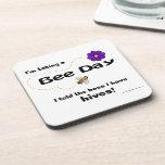 Estoy tardando un día de la abeja - prácticos de c posavaso