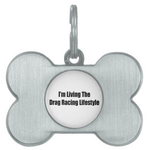 Estoy viviendo la forma de vida que compite con de placas mascota