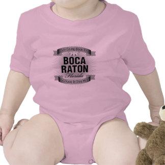 Estoy volviendo a Boca Raton Trajes De Bebé