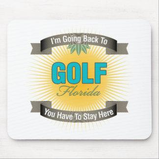 Estoy volviendo a el golf alfombrillas de ratones