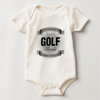 Estoy volviendo a (el golf) mameluco