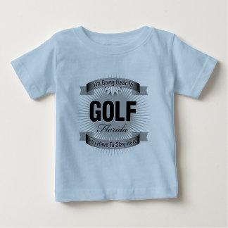 Estoy volviendo a (el golf) polera