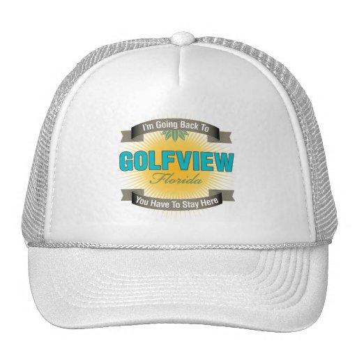 Estoy volviendo a (Golfview) Gorros