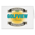 Estoy volviendo a (Golfview) Tarjeta