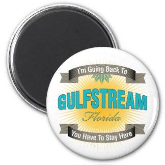 Estoy volviendo a (Gulfstream) Iman