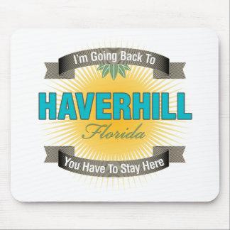 Estoy volviendo a Haverhill Alfombrillas De Ratón