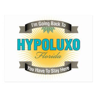 Estoy volviendo a (Hypoluxo) Postal