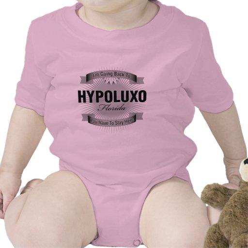 Estoy volviendo a (Hypoluxo) Trajes De Bebé