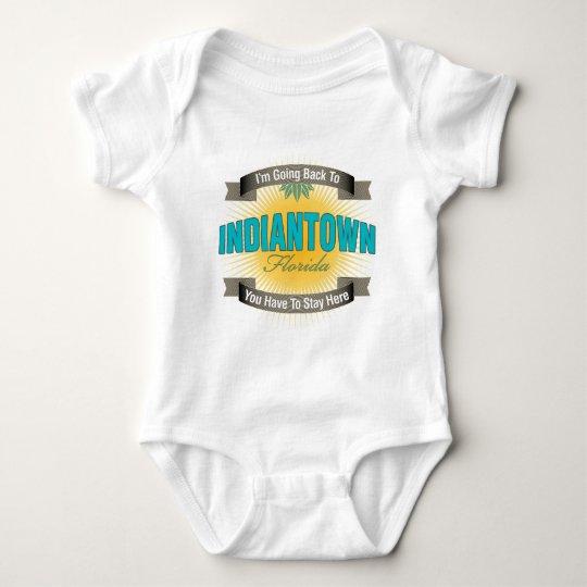 Estoy volviendo a (Indiantown) Body Para Bebé