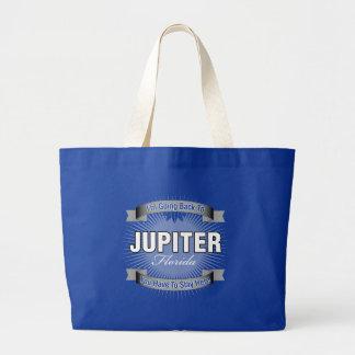 Estoy volviendo a (Júpiter) Bolsa De Tela Grande