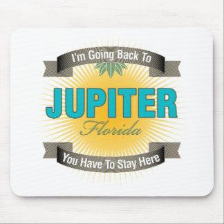 Estoy volviendo a Júpiter Tapete De Ratones