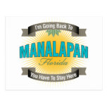 Estoy volviendo a (Manalapan) Postales