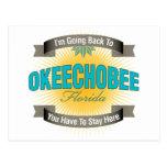 Estoy volviendo a (Okeechobee) Postal