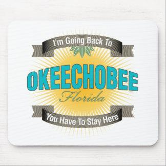 Estoy volviendo a Okeechobee Tapete De Raton