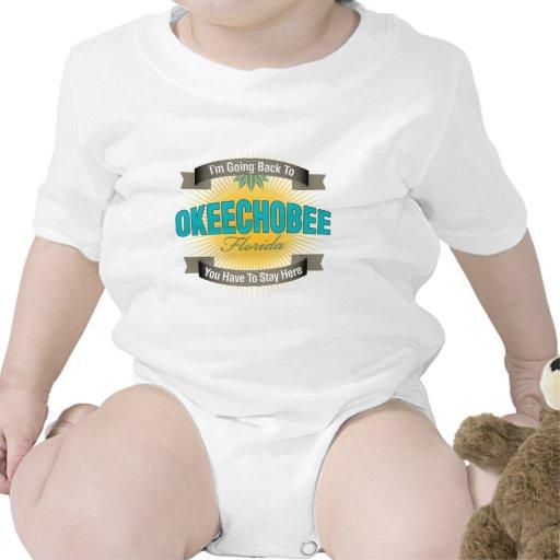 Estoy volviendo a (Okeechobee) Traje De Bebé