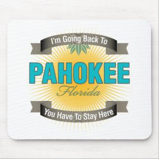 Estoy volviendo a Pahokee Alfombrilla De Raton