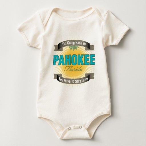 Estoy volviendo a (Pahokee) Mameluco De Bebé