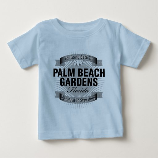 Estoy volviendo a (Palm Beach Gardens) Poleras