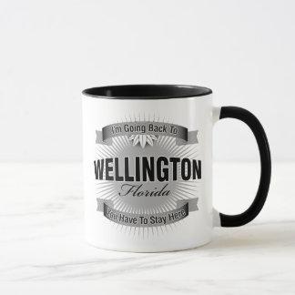 Estoy volviendo a (Wellington)