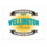 Estoy volviendo a (Wellington) Postal