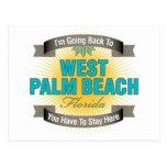 Estoy volviendo a (West Palm Beach) Postales