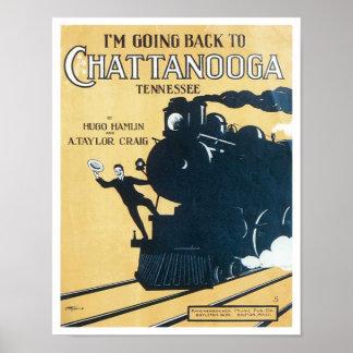 Estoy volviendo al cancionero C de Chattanooga Ten Posters