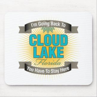 Estoy volviendo el lago cloud tapete de ratón