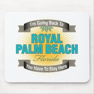 Estoy volviendo el Palm Beach real Alfombrilla De Raton