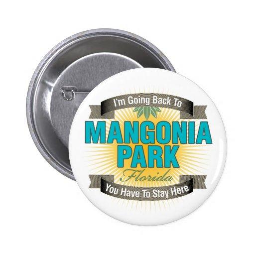 Estoy volviendo (el parque de Mangonia) Pin Redondo 5 Cm