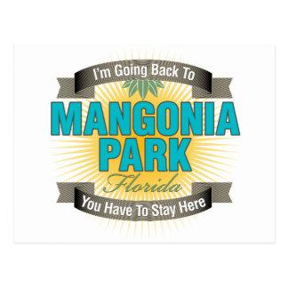 Estoy volviendo (el parque de Mangonia) Postal