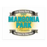 Estoy volviendo (el parque de Mangonia) Postales