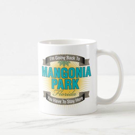 Estoy volviendo (el parque de Mangonia) Tazas De Café