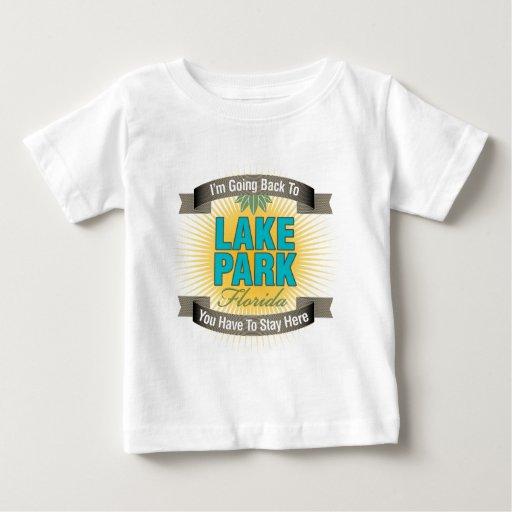 Estoy volviendo (el parque del lago) camisas