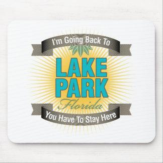 Estoy volviendo el parque del lago alfombrilla de raton